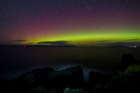 Aurora Australis from Park Beach