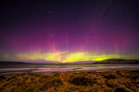 Aurora Australis from Clifton Beach 31/08/2017