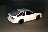 Brodie Moore's Toyota AE86