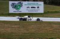Baskerville Historics 2014 - Racing Cars