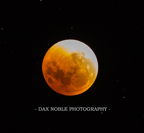 Blue Blood Moon 2018