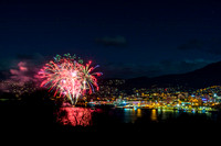 Happy 2018 New Years Hobart