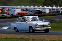 Baskerville Historics 2014 - Regularity Sedans