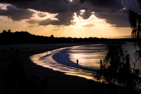 Noosa Heads after a passing storm